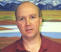 Dave McGuire, Assistant Leader Ecology, Alaska CFWRU.