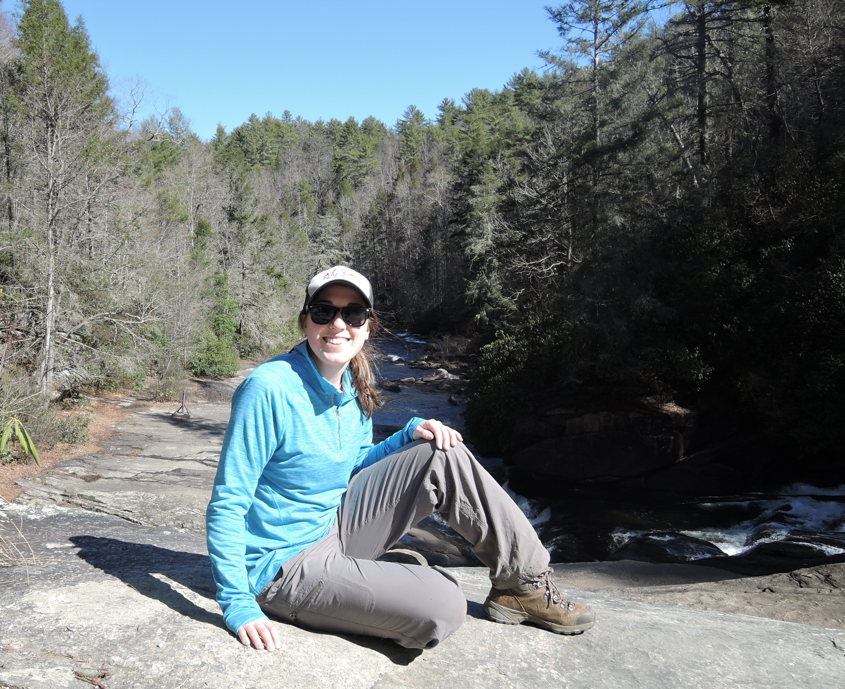 Jesse Wood in Dupont State Forest
