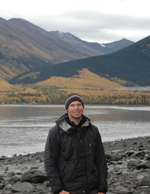 Mark Henderson in Alaska