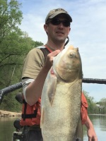 Dr. Mark Rogers, Unit Leader, Tennessee Cooperative Fishery Research Unit