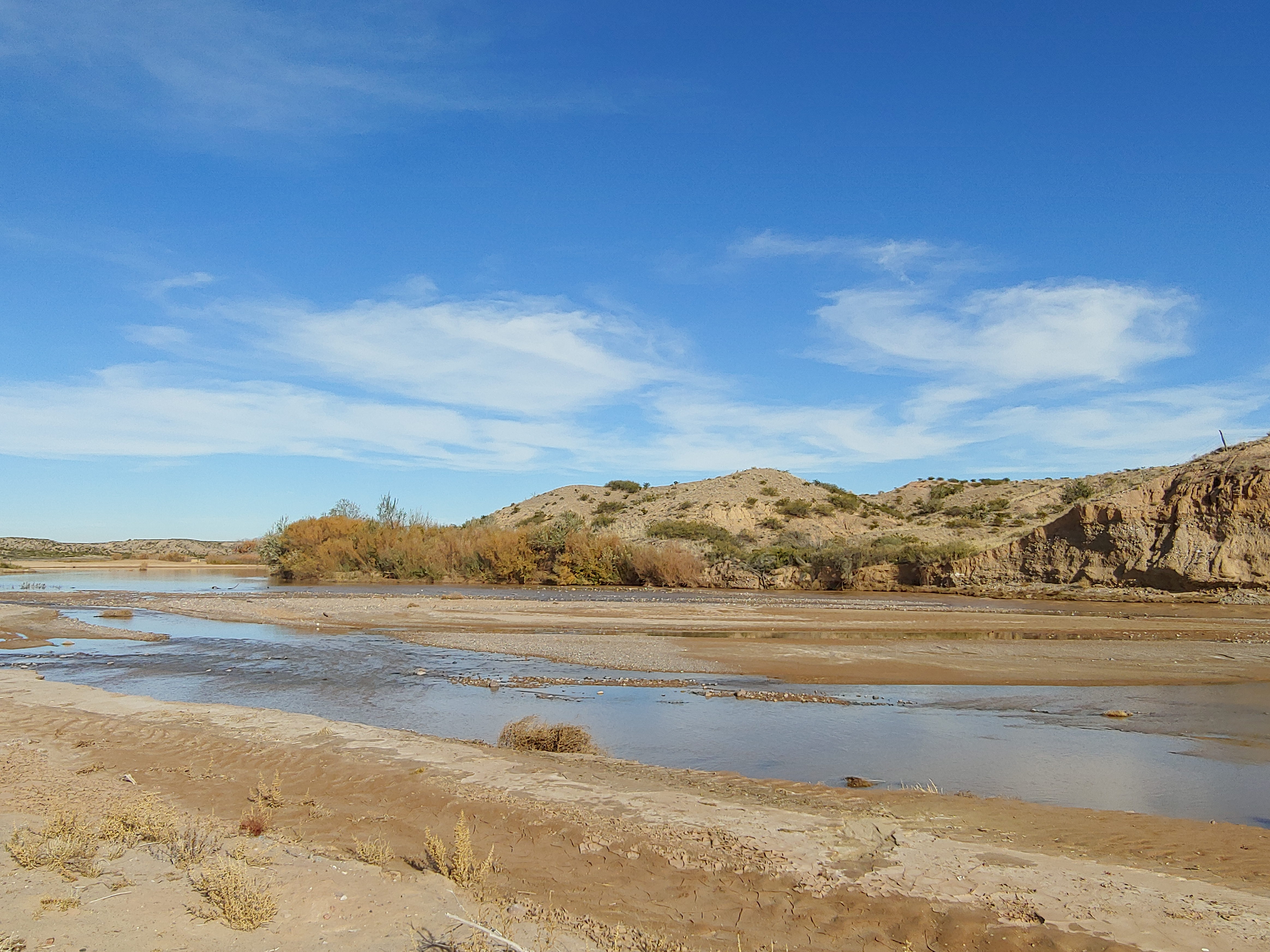 The Middle Rio Grande has experienced dramatic hydrologic and geomorphic changes over the past century, which have resulted in reduced range and abundance of the endangered Rio Grande silvery minnow.