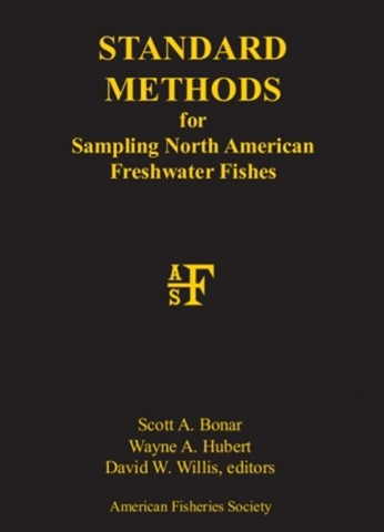 Standard methods for sampling North American freshwater fishes - an AFS book project lead by Cooperative Research Unit scientists for the American Fisheries Society resulting in standardization of sampling methods for North American freshwaters.