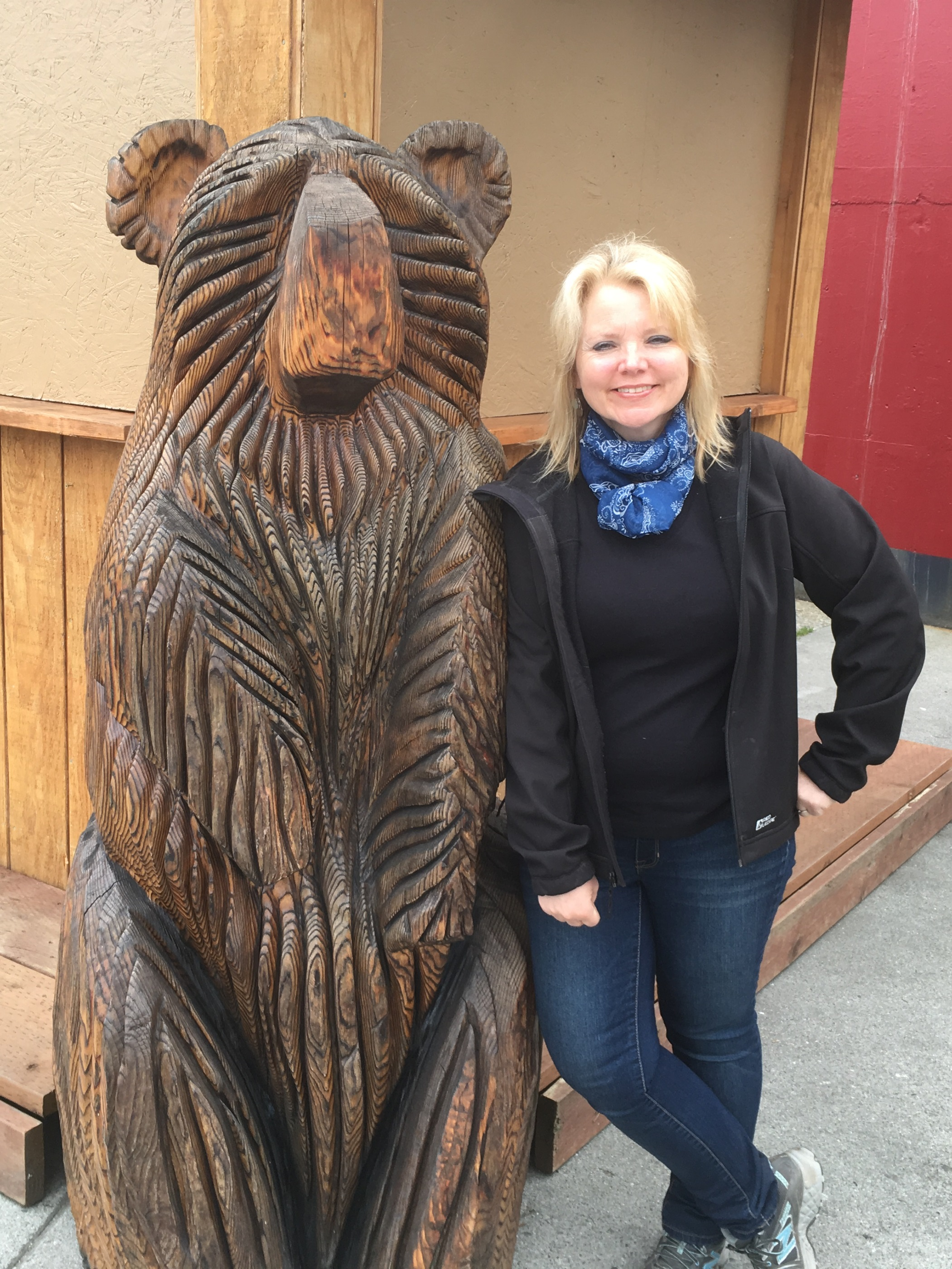 Making Friends in Alaska